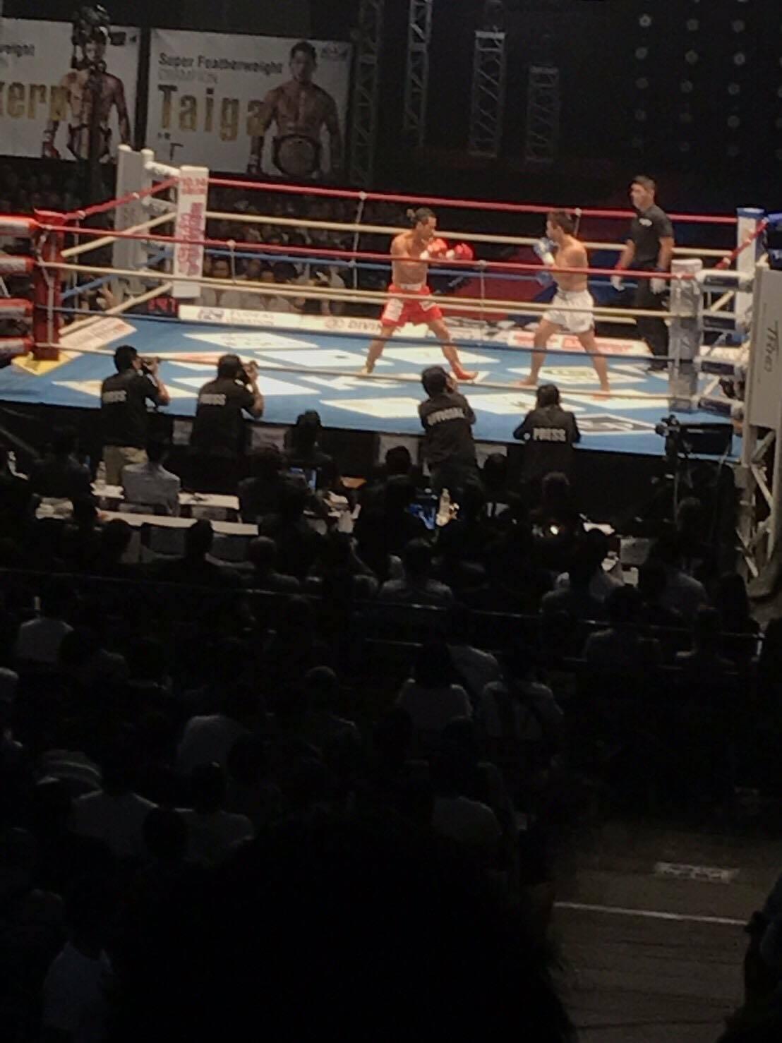 弘嵩選手KO勝利! | 卜部兄弟後援会 【Team UR@BE】