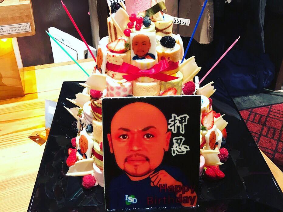 池田会長の53歳のバースデイパーティー | 卜部兄弟後援会 【Team UR@BE】