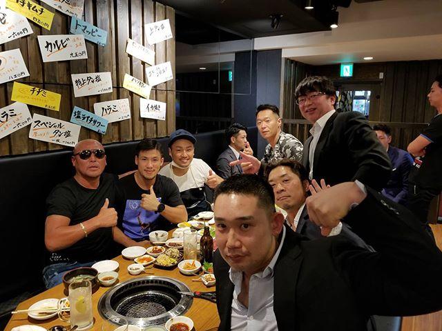弘嵩選手の誕生日会!