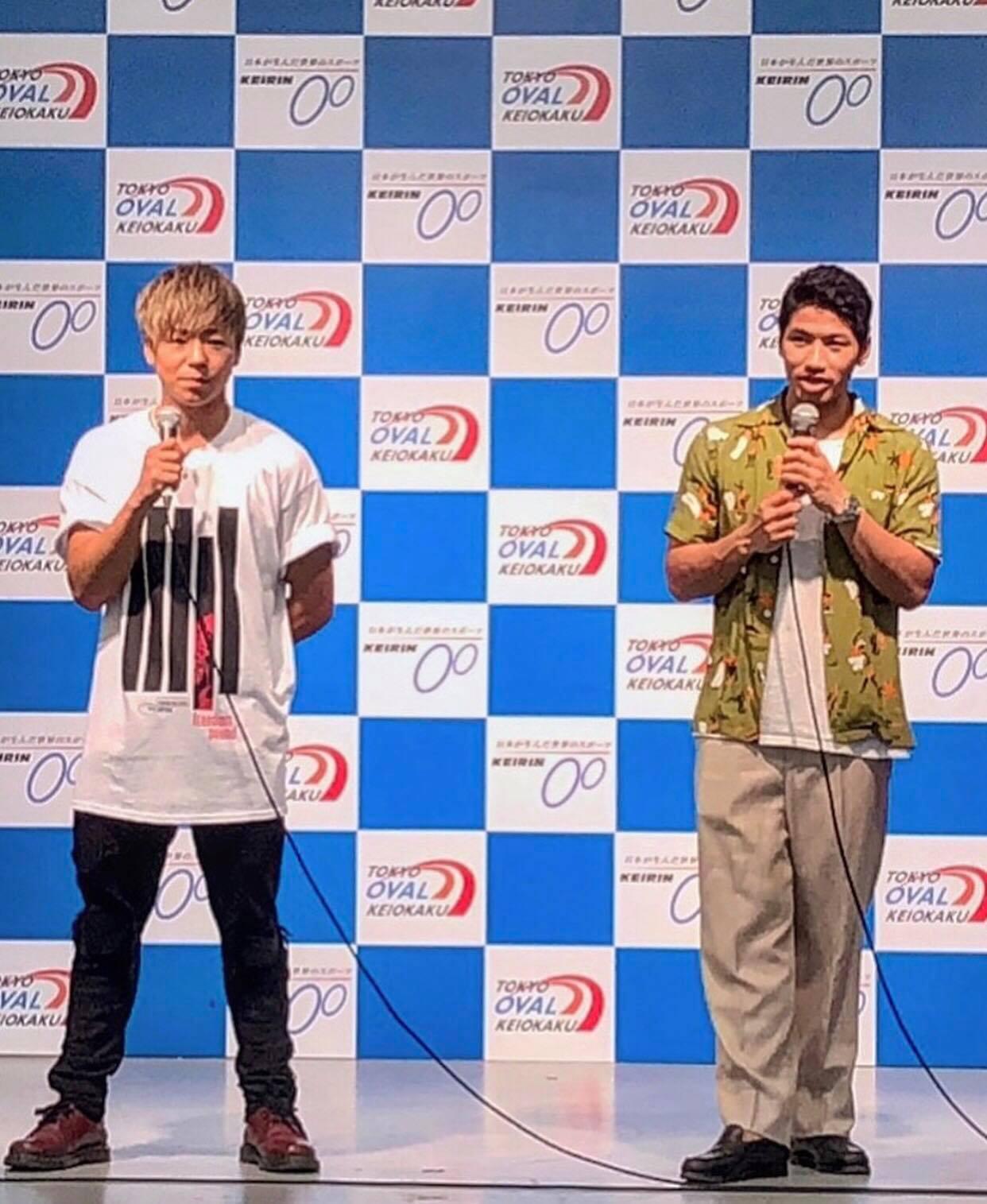 功也選手がCS放送「Kスタ」に出演しました!